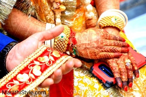 मराठी उखाणेFor Groom / For Marriage