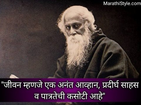 tagore thoughts